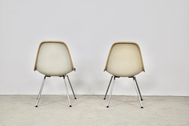 Chairs by Charles and Ray Eames for Herman Miller, 1960s For Sale 1