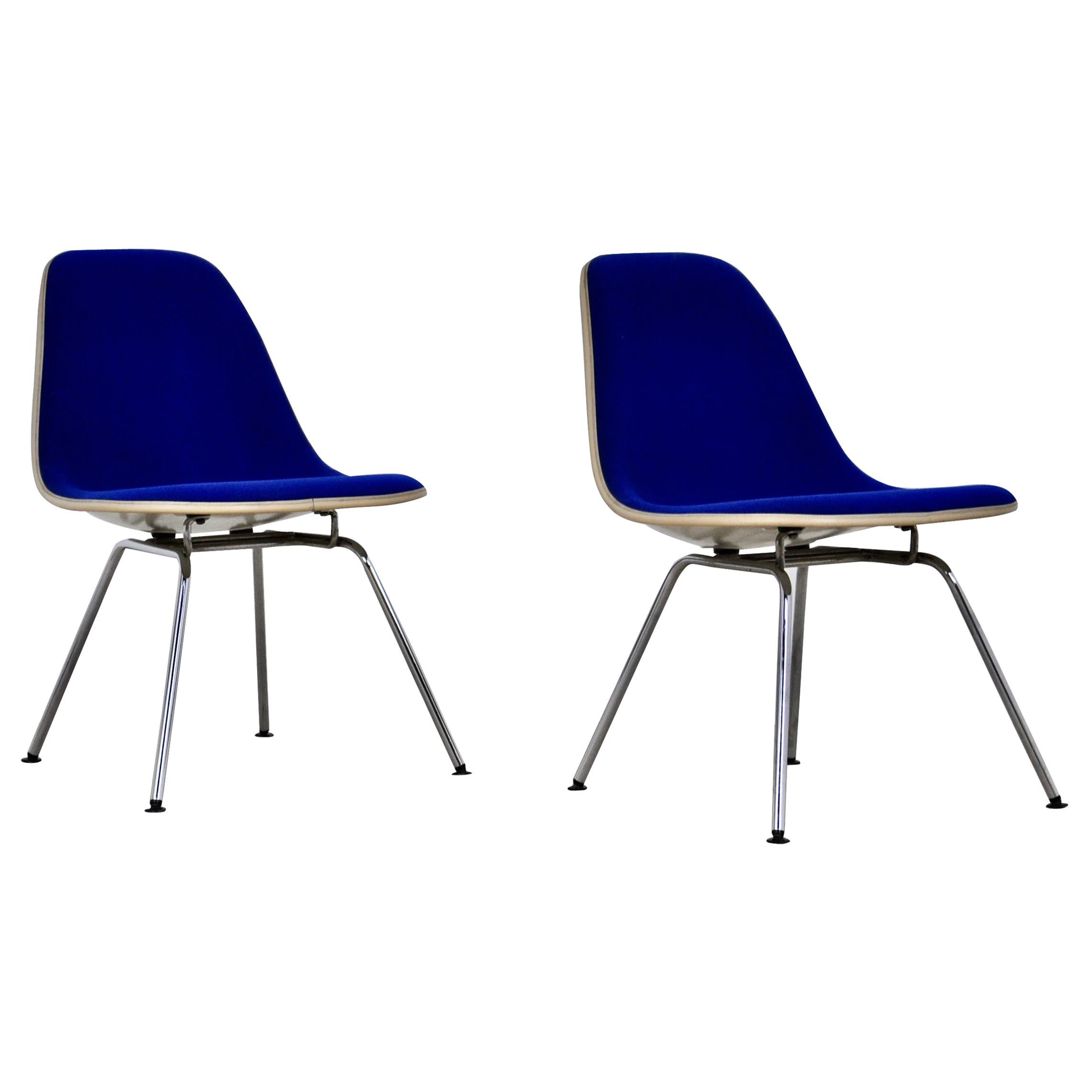 Chairs by Charles and Ray Eames for Herman Miller, 1960s