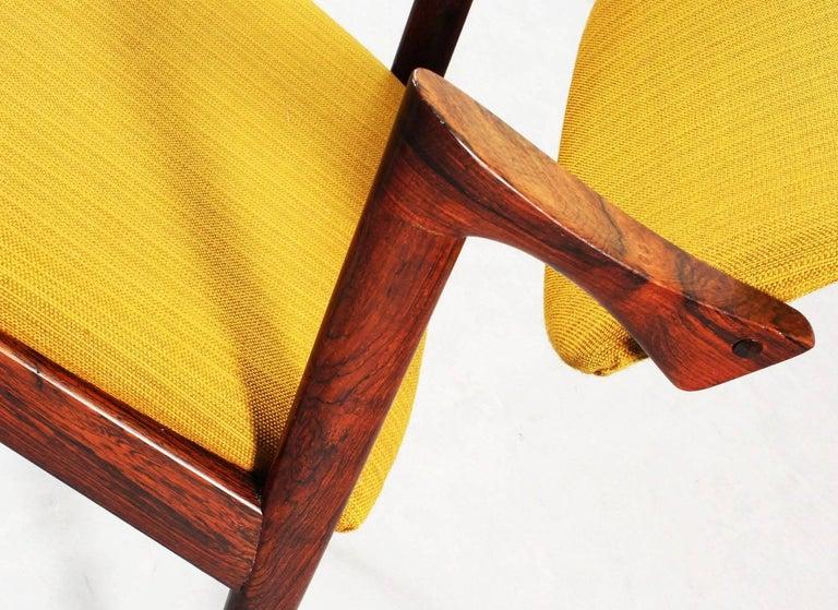 Scandinavian Modern Chairs by Kai Kristiansen Model 42