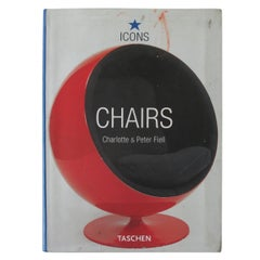 """Chairs"" Icons Series by Taschen Book"