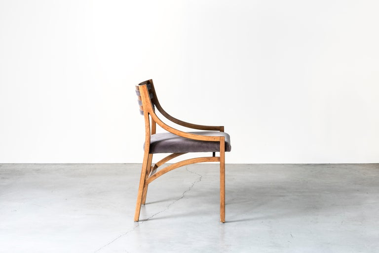 Mid-Century Modern Chairs Mod. 110 by Ico Parisi For Sale