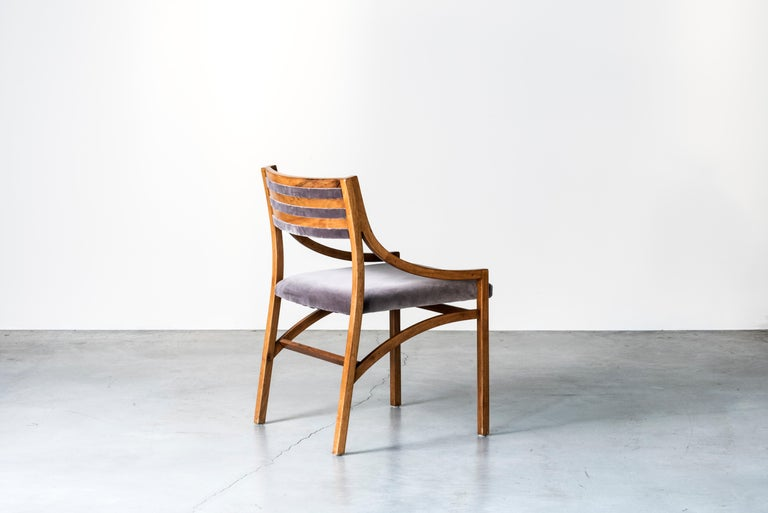 Italian Chairs Mod. 110 by Ico Parisi For Sale