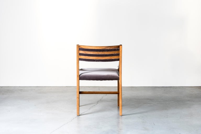 Chairs Mod. 110 by Ico Parisi In Good Condition For Sale In Milan, IT