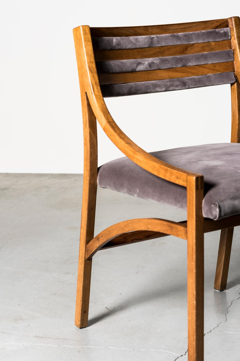 Mid-20th Century Chairs Mod. 110 by Ico Parisi For Sale