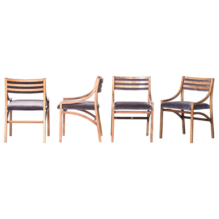 Chairs Mod. 110 by Ico Parisi For Sale