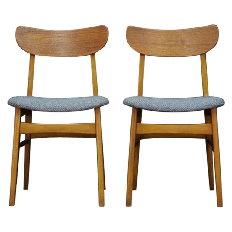 Chairs Scandinavian Design Teak Classic For Sale At 1stdibs