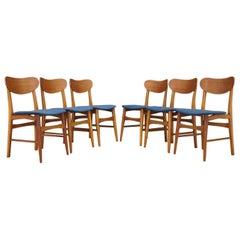 Chairs Vintage Danish Design, 1960-1970