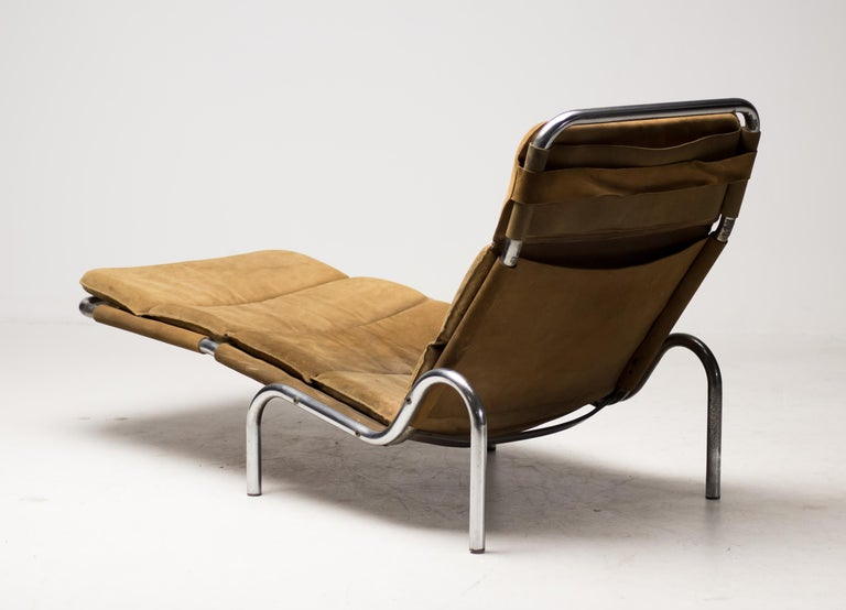 Mid-20th Century Chaise Lounge by Erik Ole Jørgensen For Sale