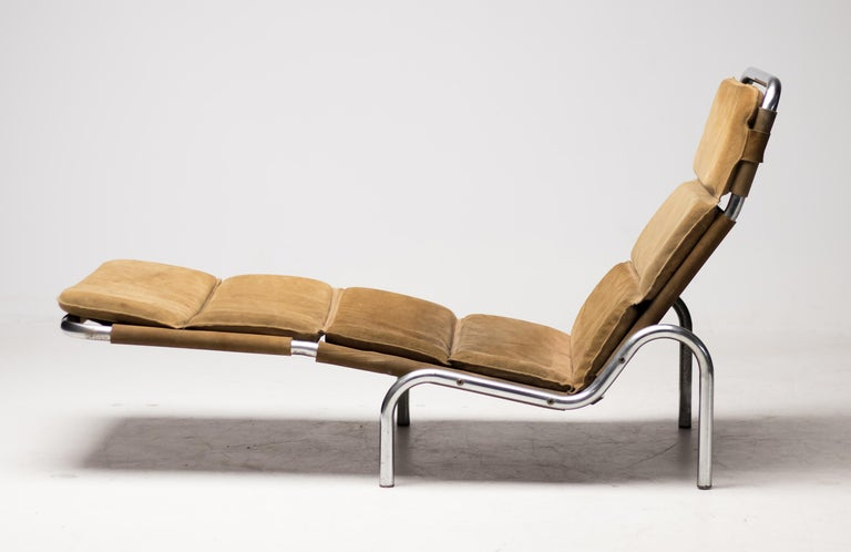 Chaise Lounge by Erik Ole Jørgensen For Sale 1