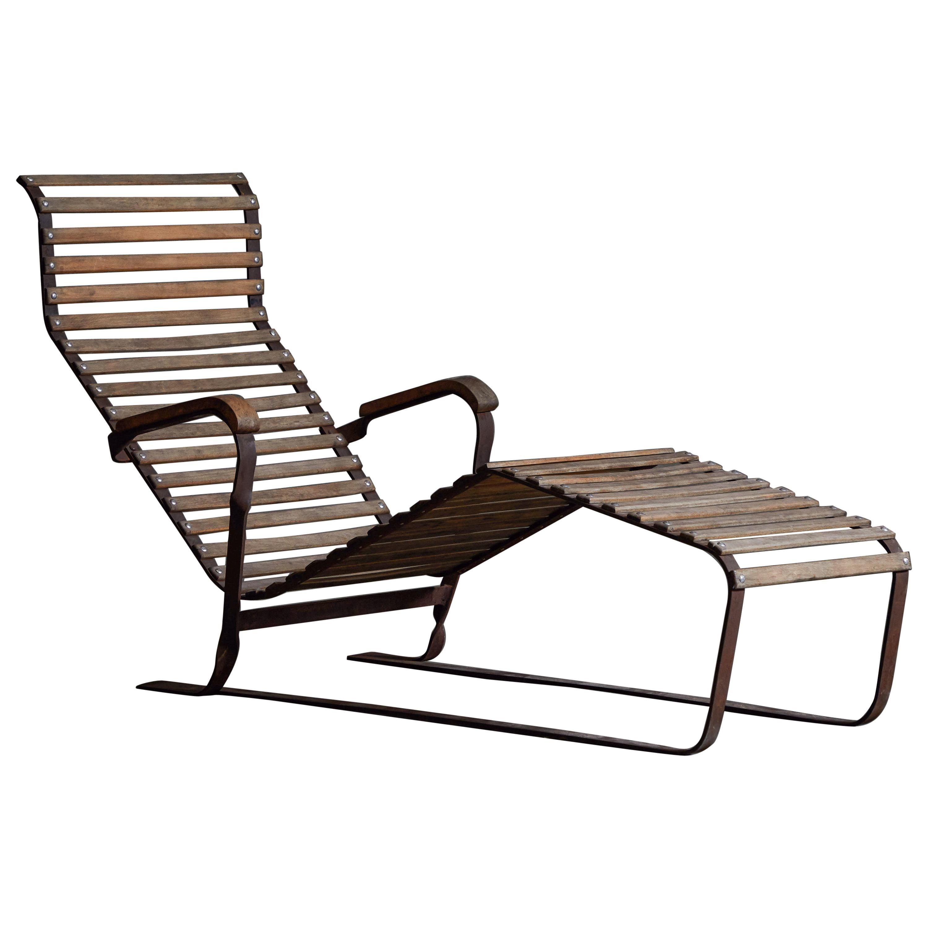 Chaise Longue by Marcel Breuer