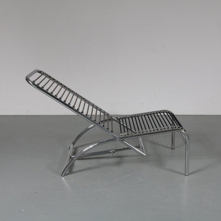 TectaGermany1980 Chaise René Herbst By For Longue qcS435jLAR
