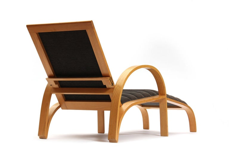 Mid-20th Century Chaise Longue by Ward Bennett For Sale