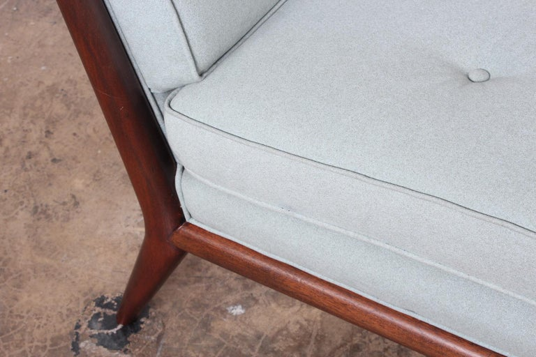 Chaise Lounge by T.H. Robsjohn-Gibbings For Sale 7
