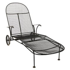 Chaise Lounge Chair by Russell Woodard