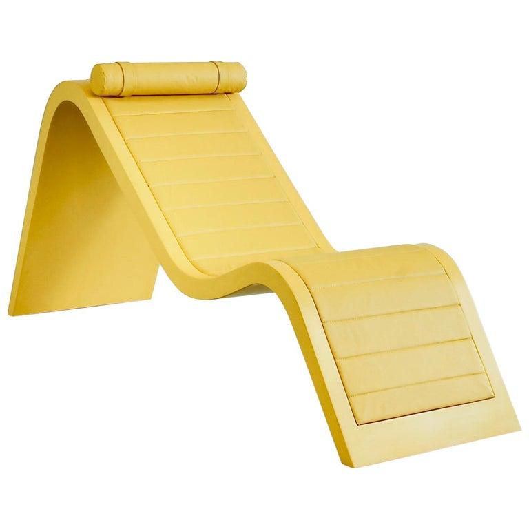 Chaise Rio by Paulo Sergio Niemeyer, Unique Piece For Sale