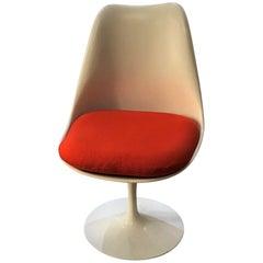 Chaise Tulipe, Tulip Chair, Saarinen and Knoll, Pivotante