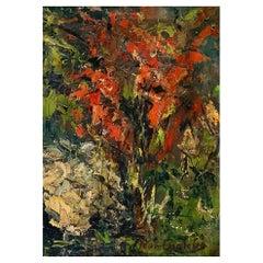 """Chaleye Jean """"Bouquet of flowers"""""""