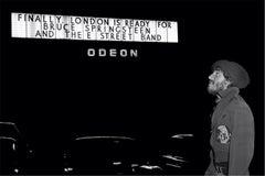 Bruce Springsteen, E Street Band, Hammersmith Odeon, London, England, 1975