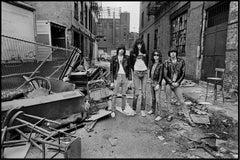 Ramones, NYC, 1977