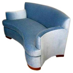 Chalmont Sofa (Blue)