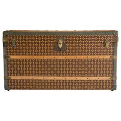 Chalons Steamer Trunk, circa 1915