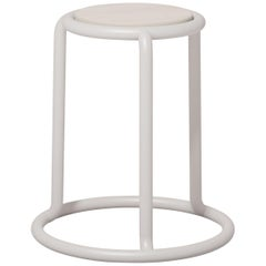Champ Stool in Cream by Visibility
