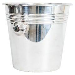 Champagne Bucket by Berndorf 'Marked' Around 1920s