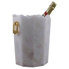 Champagne Bucket Iceberg by Arriau
