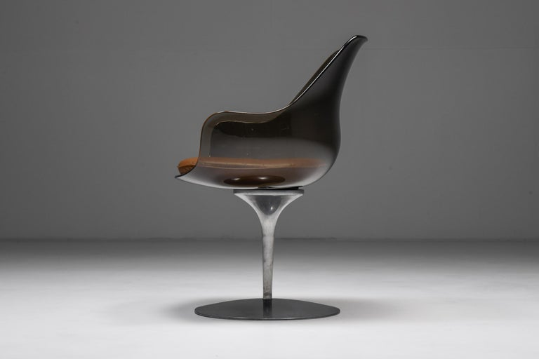 Champagne Chairs by Erwine & Estelle For Laverne International, 1959 In Excellent Condition For Sale In Antwerp, BE