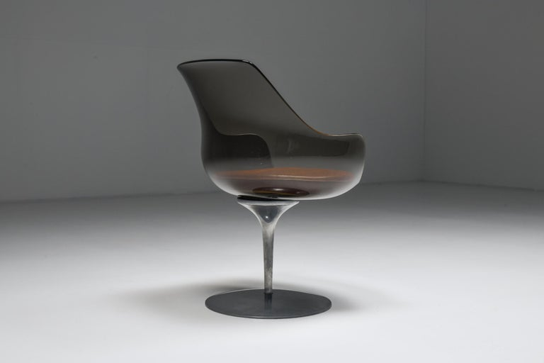 Mid-20th Century Champagne Chairs by Erwine & Estelle For Laverne International, 1959 For Sale