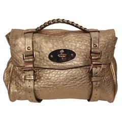 Champagne Mulberry Alexa Handbag