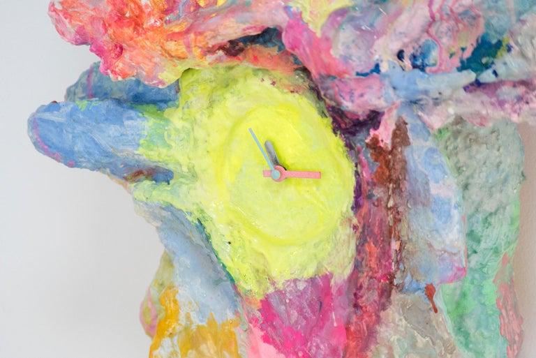 Chan Chiao Chun Contemporary Wall Clock Model