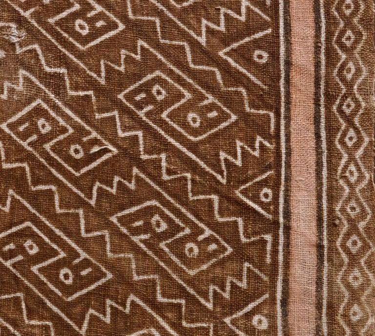 Hand-Woven Chancay Pre-Columbian Painting, Peru, circa 1100-1400 AD, Ex Ferdinand Anton For Sale