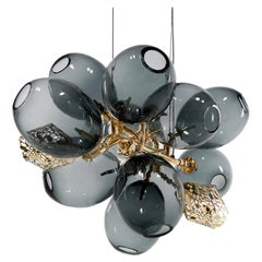 Chanceux Chandelier 'Oval' by Barlas Baylar