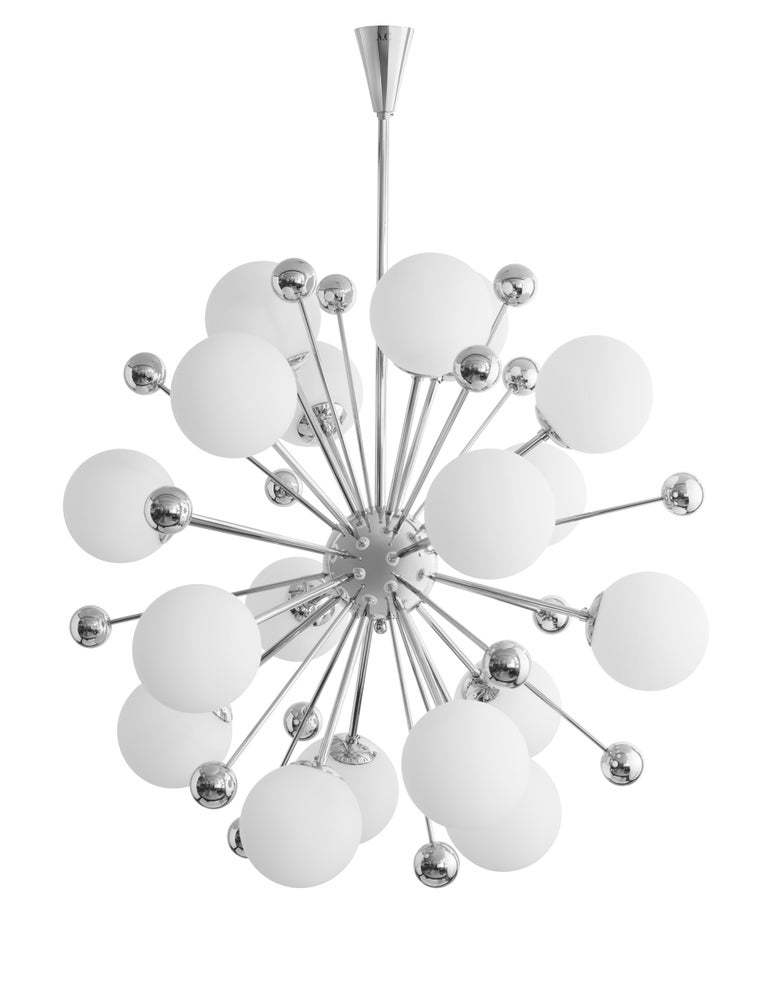Modern Chandelier 01 Version 2 by Magic Circus Editions For Sale