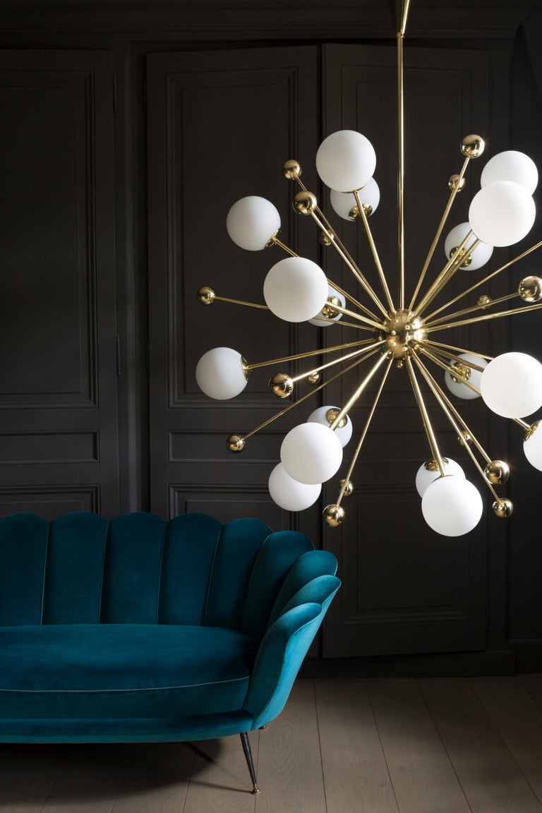Contemporary Chandelier 01 Version 2 by Magic Circus Editions For Sale