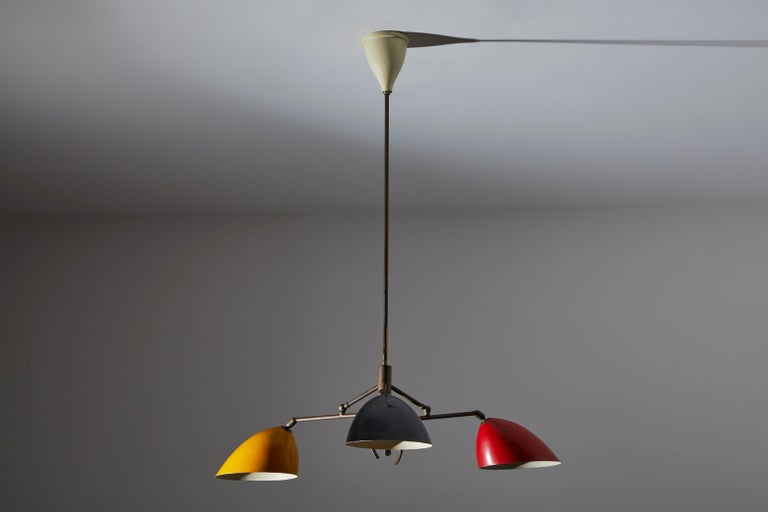 Chandelier by Lumen In Good Condition For Sale In Los Angeles, CA