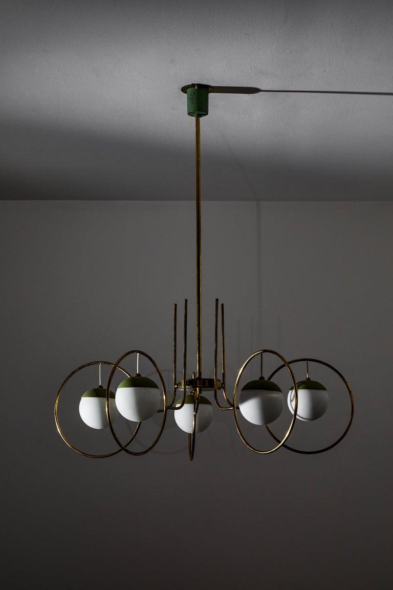 Chandelier by Stilnovo For Sale 4