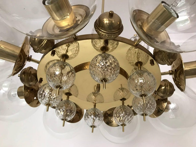Modern Chandelier Kamenicky Šenov For Sale