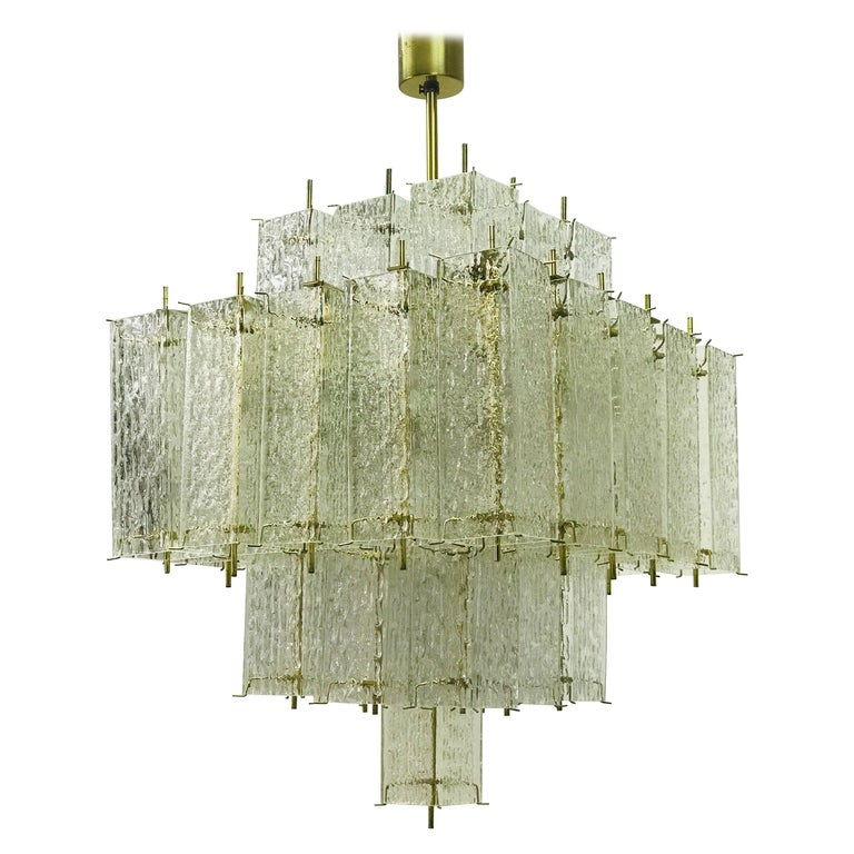 "Chandelier Large, ""1960"" For Sale"