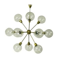 "Chandelier Sputnik ""1970"""