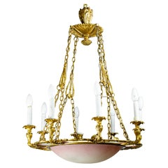 Chandelier Style French Louis XV