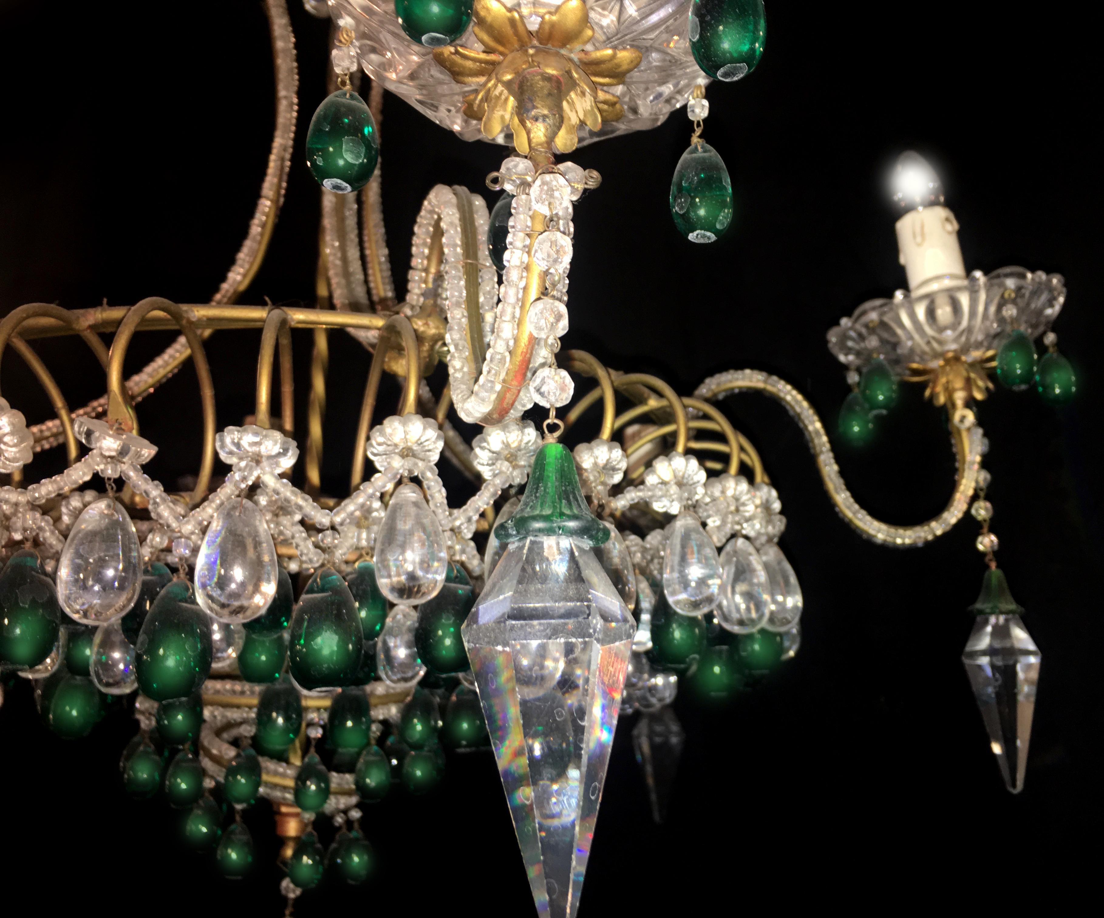 Kronleuchter Murano ~ Murano kronleuchter kristalllüster prunklüster leuchter messing