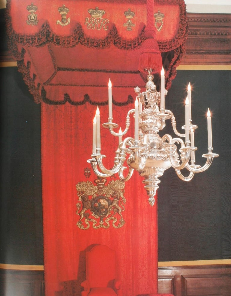 Chandeliers by Elizabeth Hilliard, First US Edition In Good Condition For Sale In Kinderhook, NY