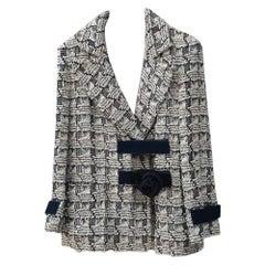 Chanel 17S Tweed Blazer Jacket
