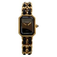 Chanel 1987 Premiere Chain Link Watch