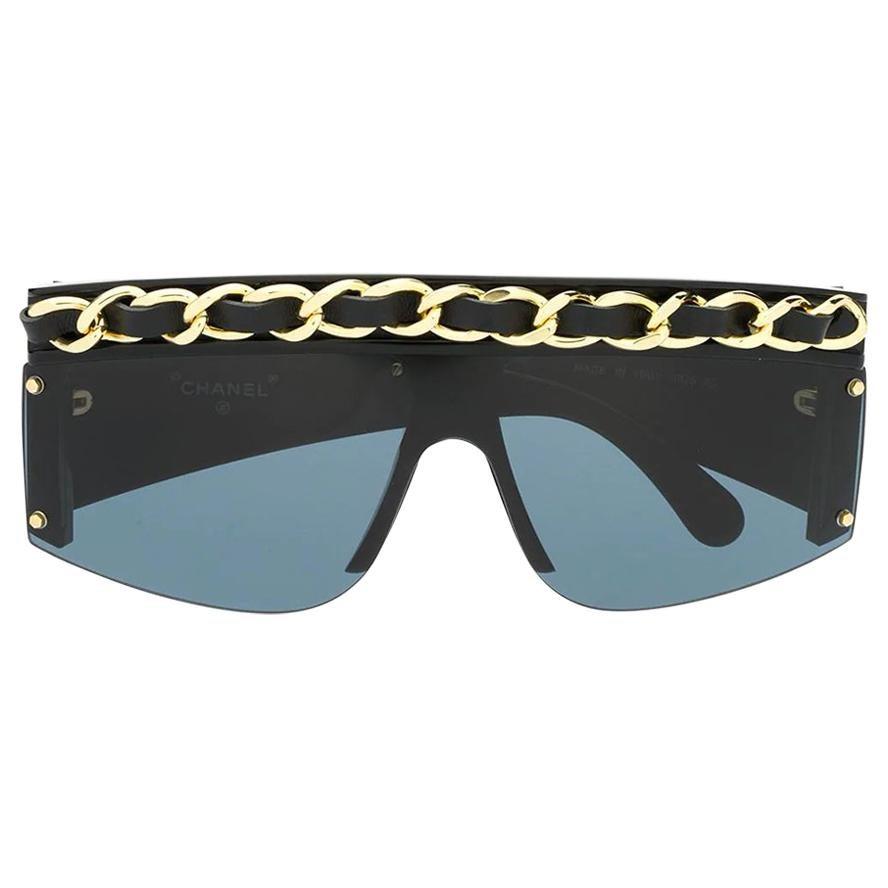 Chanel 1999 Lady Gaga Style Sunglasses