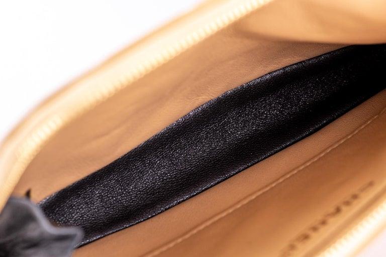 Chanel 2 Tone Wristlet Evening Bag 5