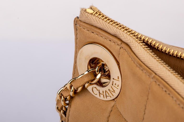 Chanel 2 Tone Wristlet Evening Bag 3