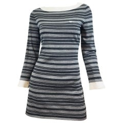 Chanel 2007 P Cotton Tunic Dress
